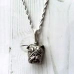 English Bulldog ・イングリッシュブルドッグ necklace ネックレス