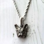 Frenchbulldog フレンチブルドッグ necklace ネックレス