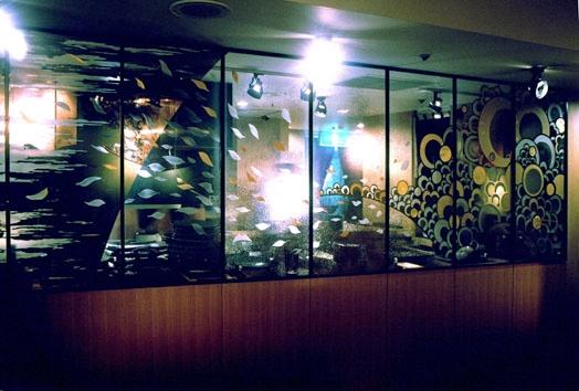 花衣・エッチンググラス