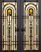 中林邸・アルミ鍛造ドア用ダル・ド・ベール