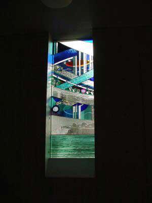渋谷区本町3丁目 Project ステンドグラス