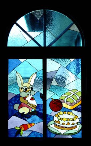 セントマーガレット保育園 ステンドグラス