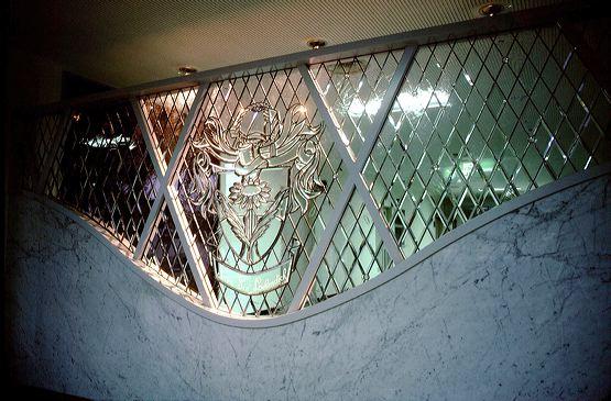 セントマーガレット病院 ステンドグラス