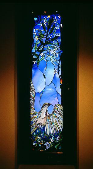函館 元町の家 ステンドグラス