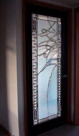 パークハウス 島津山 ステンドグラス