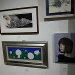 銀座かわうそ画廊オープン記念展・山本冬彦のまなざし002
