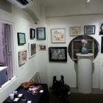 銀座かわうそ画廊オープン記念展・山本冬彦のまなざし6月25日展示替えしています。