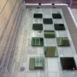 旗の台シニア住宅・水景 積層ガラス02