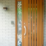 林邸・花のステンドグラス02
