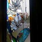 天台 住友林業の家・キッチンのステンドグラス13