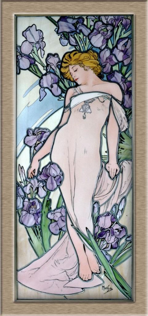 Mucha Iris