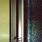 だいこんや・三軒茶屋店 トイレ ガラス壁 サイズ:W1223 x H2050 x D80 , W696 x H2050 x D80 , W689 x H2050 x D80 その1