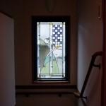 ステンドグラス(深沢7丁目)07号棟階段室