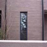 ステンドグラス(深沢7丁目)08号棟玄関外観