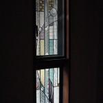 ステンドグラス(深沢7丁目)12号棟玄関
