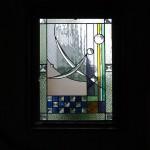 ステンドグラス(深沢7丁目)14号棟玄関