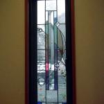 ステンドグラス(深沢7丁目)15号棟玄関