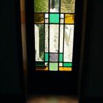 ステンドグラス(深沢7丁目)16号棟玄関ディテール