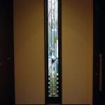 ステンドグラス(深沢7丁目)17号棟玄関