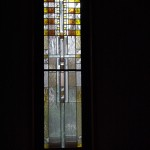 ステンドグラス(深沢7丁目)18号棟玄関