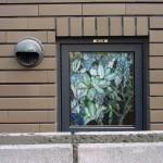 ステンドグラス(深沢7丁目)25号棟1階トイレ外観