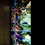 清水邸・花のステンドグラス