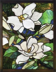 木蓮のステンドグラス01