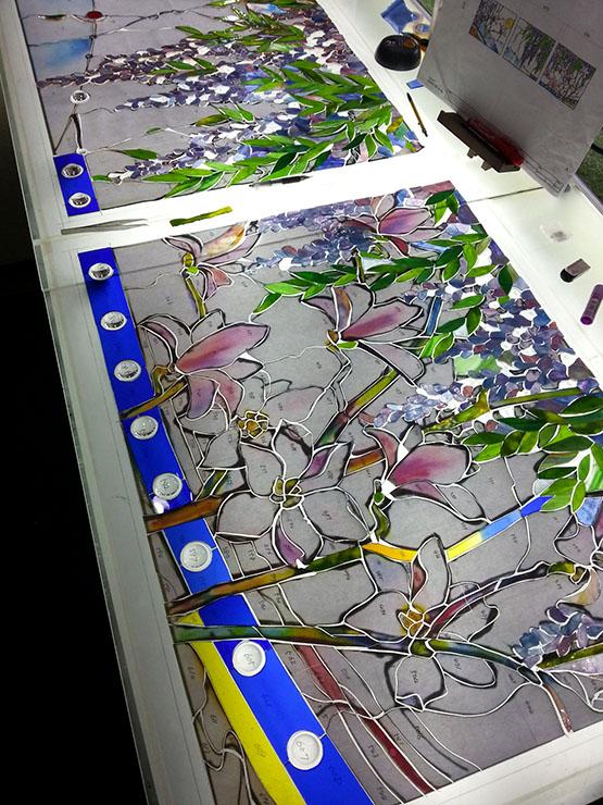 20140816_Magnolia_glass_cutting