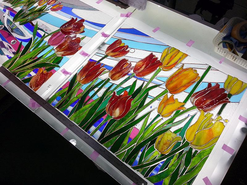 20141120_Tulip_Glass_cutting_02