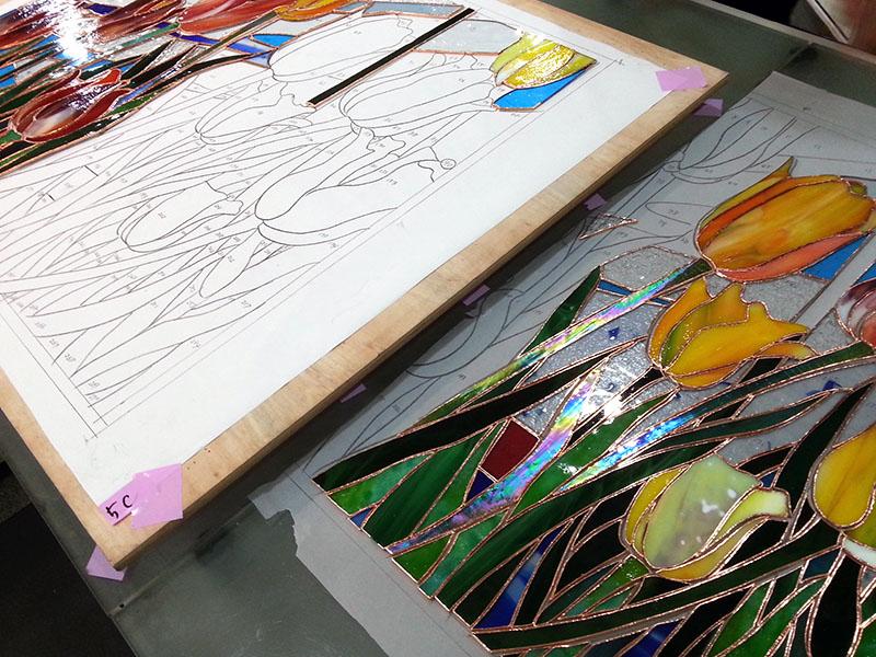 20141120_Tulip_Glass_cutting_03