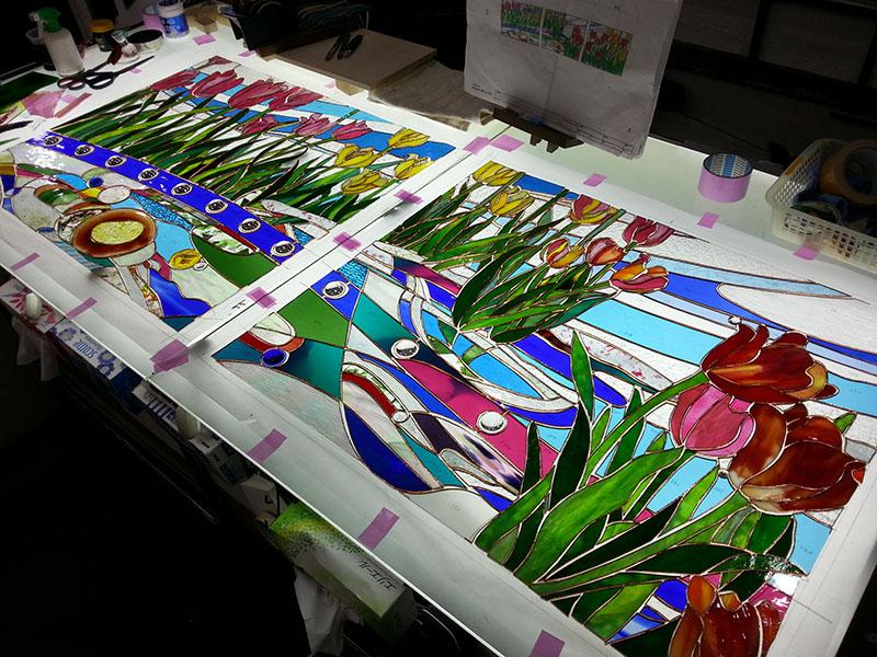 20141125_Tulip_Glass_cutting_03