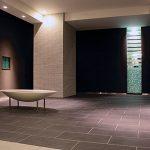 積層ガラスアートワーク・滝野川のマンション